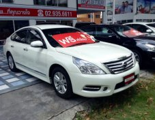 Nissan  Teana  200XL  Sports  Series  Navi  2012