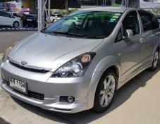 Toyota wish 2.0 Q  ปี2005 (ไม่เคยติดแก๊ซ)