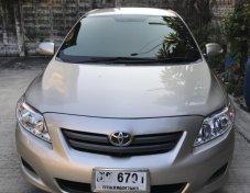 ขายรถยนต์ Toyata  Corolla Altis 1.6  G ปี 08