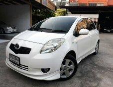 2006 Toyota YARIS E Limited sedan