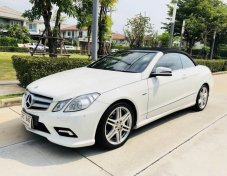 E250 CABRIOLET AMG PACKAGE