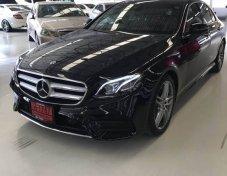 New. Benz C350e AMG 2018
