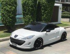 Peugeot RCZ สีขาว ปี2012