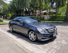 2013 Benz E200 Coupe