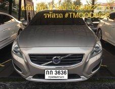 VOLVO S60 1.6T DRIVE-S AT ปี 2012 (รหัส #TMOOO8628)