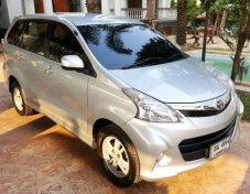 ขายรถ TOYOTA AVANZA G 2012 รถสวยราคาดี