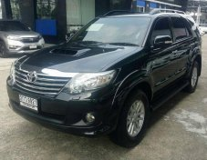 Toyota Fortuner 3.0V 4WD Navi ปี 2013