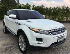 2017 Land Rover Range Rover Evoque Si4 suv