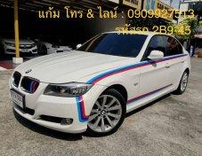 ฟรีดาวน์ฟรีประกัน BMW 320i SE E90 2.0 LCi V-SHAPE AT ปี 2009 (รหัส 2B9-45)