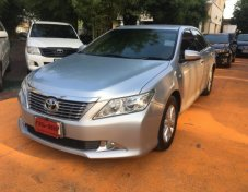 TOYOTA CAMRY โฉมปี (12-15) 2.0 [G] AT ปี 2013