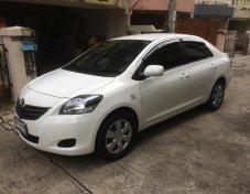 ขายรถบ้านโตโยต้า VIOS 1. 5 J ปี 2013 สีขาว
