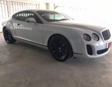 Bentley CONTINENTAL-Super sportS ปี 2010