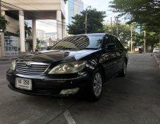 รถบ้านเจ้าของขายเอง / 2002-Toyota Camry 2.4 Q Sedan AT (ตัว TOP) (ปี 2002-2006)