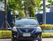 Nissan Almera  2013 รถบ้านสวย สีดำเงางาม