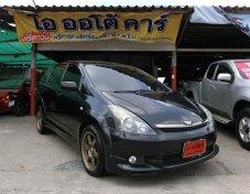 2004 Toyota WISH Q Limited hatchback