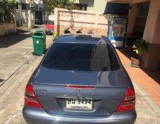 ขาย Benz E270 CDI เครื่องดีเซล เจ้าของขายเอง ออกจากศูนย์ Benz ทองหล่อ