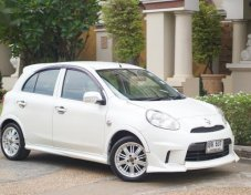 2011 NISSAN MARCH รับประกันใช้ดี