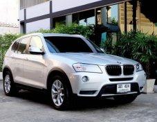 2015 BMW X3 รับประกันใช้ดี