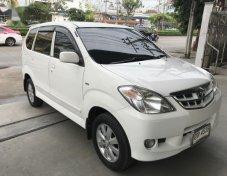 ขายรถ TOYOTA AVANZA E 2011 ราคาดี