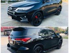 ขายรถ TOYOTA Fortuner V 4WD 2018 ราคาดี