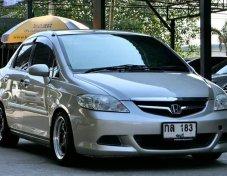 2008 Honda CITY ZX SV VTEC sedan