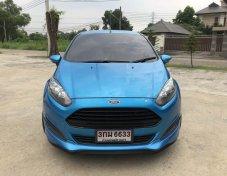 2016 Ford Fiesta Trend sedan