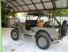 ขายรถสะสม Jeep Willys
