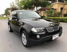 2008 BMW X3 รับประกันใช้ดี