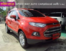 2015 FORD EcoSport รับประกันใช้ดี