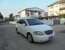 2010 SSANGYONG Stavic รับประกันใช้ดี