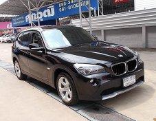 BMW X1 S DRIVE18I 2.0 E84 ปี2014 รถบ้านมือเดียวสภาพสวยขับดีเจ้าของใช้รักษาดูแลดี ไม่มีอุบัติเหตุ