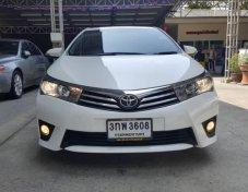 2014 Toyota Altis1.8g sedan
