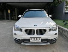 BMW X1 sDrive18i Xline ปี2013 (facelift)