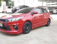 2014 Toyota YARIS ATIV sedan