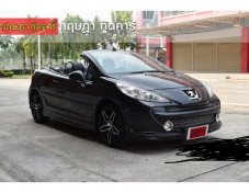 Peugeot 207 1.6 (ปี 2010) Convertible AT