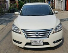 2013 NISSAN Sylphy รับประกันใช้ดี