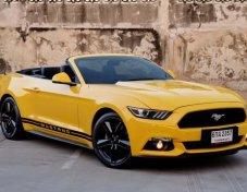 2016 FORD Mustang รับประกันใช้ดี