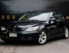ขาย BMW 525IASE ปี2005 สีดำ (SuperBlack)