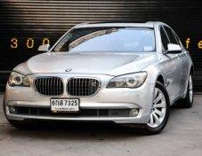 ขายด่วน BMW 730LD F02 ปี2010