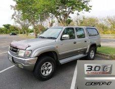 Toyota ตัวท้อปสุด รุ่น 3.0G LIMITED  AUTO 4WD SPORT CRUISER ปี 2003