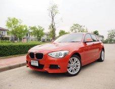 BMW 116i SportM Sport A/T ปี 2014