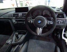 2017 BMW M4 รับประกันใช้ดี