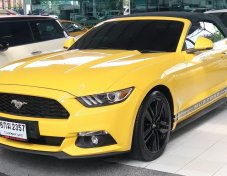 Ford Mustang Cabriolet 2016 วิ่งเพียง2,000km