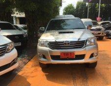 Toyota Vigo CHAMP 4 Door 3.0 G 4WD ปี 2013