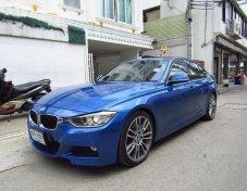 รถสวย ใช้ดี BMW ActiveHybrid 3 รถเก๋ง 4 ประตู