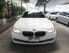 BMW 5-SERIES 525D 3.0 [F10] AT ปี 2011  สีขาว