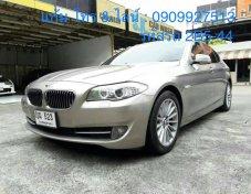 ฟรีดาวน์ฟรีประกัน BMW 523i F10 2.5 AT ปี 2011 (รหัส 2B5-44)