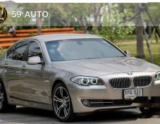 2011 BMW 520d รับประกันใช้ดี