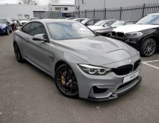 2018 BMW M4 F82 coupe