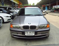 2001 BMW 323i รถเก๋ง 4 ประตู สวยสุดๆ